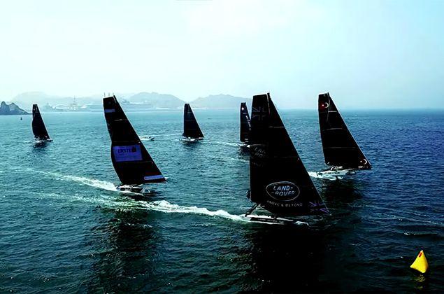 extreme sailing cardiff